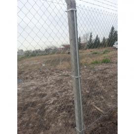 Planchuelas de seguridad para alambrados